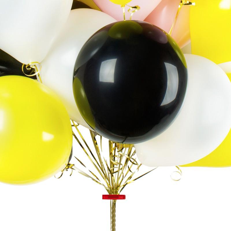 «Зажим для шаров»Шары с гелием<br>Размер: 6–11 см<br>