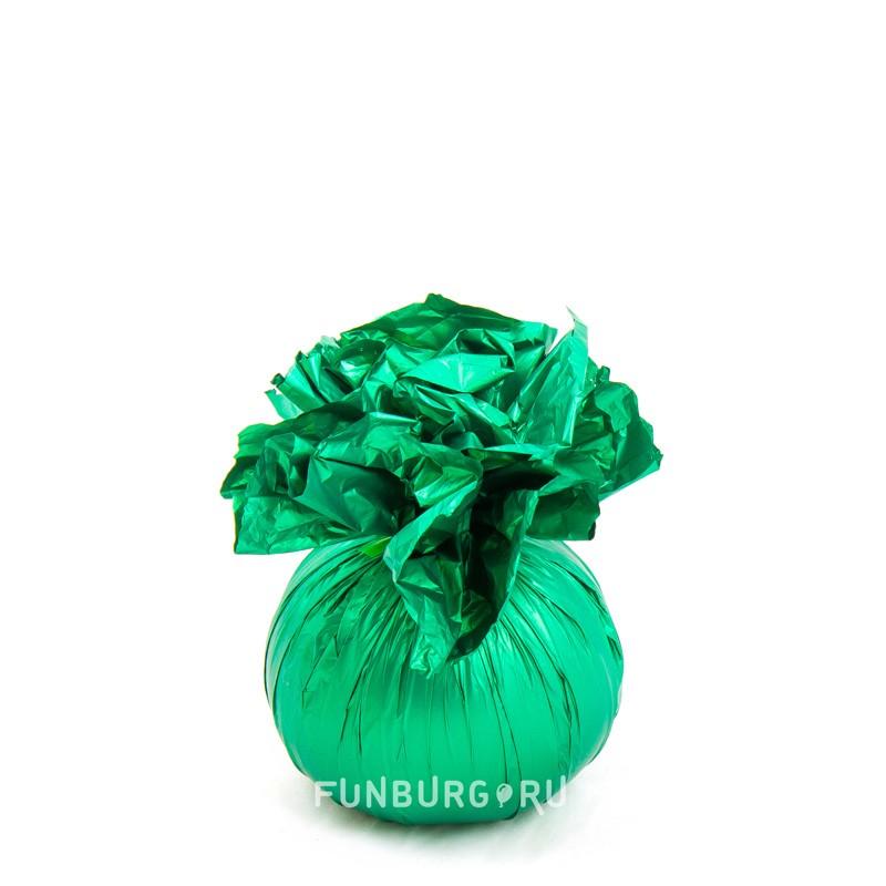 Зеленый грузикГрузики<br> <br>Состав:<br><br><br>1 воздушный шар (5, Колумбия), полисилк, вода из артезианской скважины, тепло наших рук<br><br>