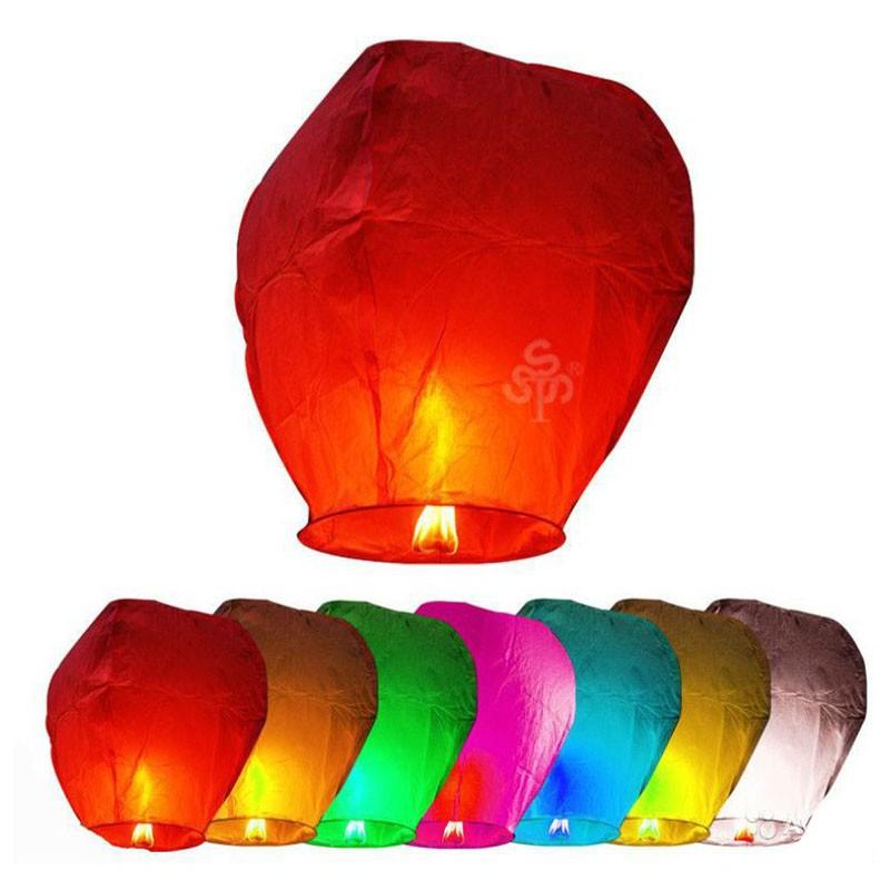 Небесный фонарик «Овал»Небесные фонарики<br>Размер: 40*55*90 см<br>Время полета: 12-15 минут<br>Высота полета: 800 - 1000 метров<br>Цвет: можно выбрать цвет фонарика<br>