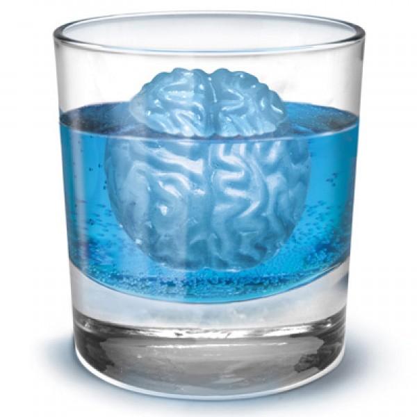 Форма для льда «Заморозка мозгов»Товары для кухни<br>Размер упаковки: 16&amp;#215;15,5&amp;#215;3,5 смКоличество ячеек: 4 штукиМатериал: силиконПроизводство: Китай<br>
